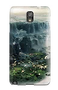Galaxy Note 3 Cover Case - Eco-friendly Packaging(lost Planet Video Game Other)