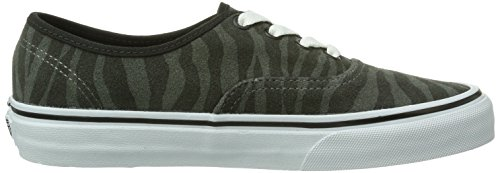 Vans U Authentic (Suede) Zebra/T - Zapatillas de deporte Unisex adulto, Negro (Zebra/True White), 40 EU (6.5 Erwachsene UK)