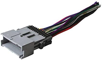 saturn stereo wiring harness amazon com stereo wire harness for saturn l series 00 01 02 03  stereo wire harness for saturn l series