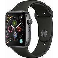 Apple Watch Series 4 (sólo GPS) carcasa de aluminio compatible con iPhone 5s y superior, 44mm
