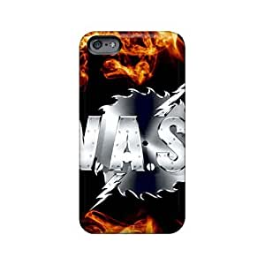 Iphone 6plus Ayt17496MZTV Provide Private Custom Beautiful Metallica Skin Excellent Cell-phone Hard Covers -AnnaDubois