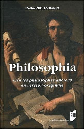 Livres gratuits Philosophia : Lire les philosophes anciens en version originale pdf epub