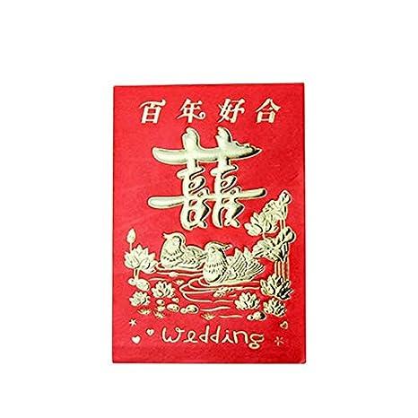 Tarjetas Y Invitaciones 90 Piezas Set Chino Año Nuevo