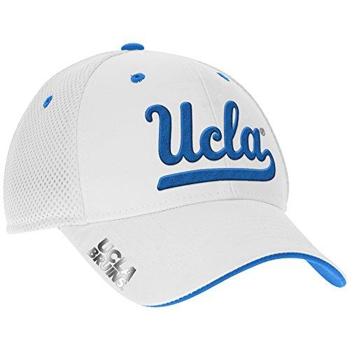 (NCAA UCLA Bruins Men's Spring Game Structured Adjustable Cap, One Size, White)