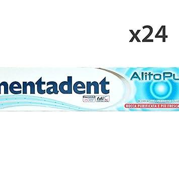 Set 24 MentaDENT DENT AliTO PURO 75 Ml. Hautpflege