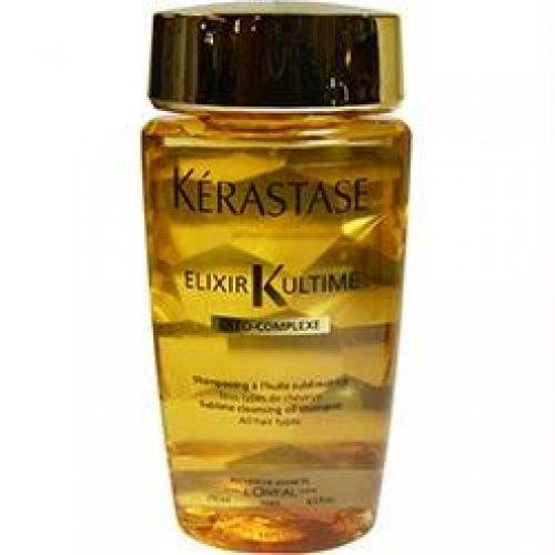 Kerastase bain elixir ultime kerastase beautil for Kerastase bain miroir shine