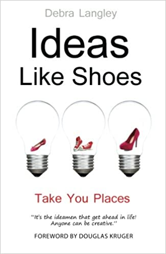 Book Ideas Like Shoes: Take You Places