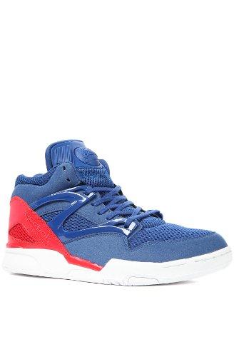 Reebok Men's The Pump Omni Lite Sneaker 10.5 Blue
