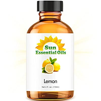 Best Lemon Oil - 100% Pure Lemon Essential Oil