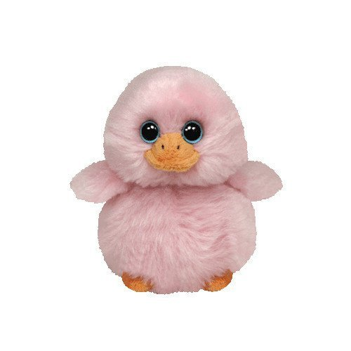Ty Basket Beanies Springy - Pink Chick