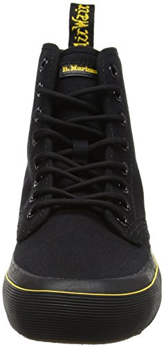 Dr. Martens Damen Monet Canvas Stiefel Schwarz (Black Canvas)