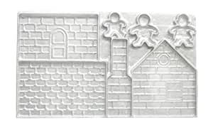 Kitchen Supply Gingerbread House Mold