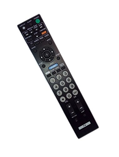 Replaced Remote Control Compatible for Sony KDL-32S20L KDL-40VL130 KDL-32XBR6 KDL-32FA600 KDL-32L4000 KDL40S3000 RMYD005 KLV52W410 KDL22BX320 KDL22L4000 PLASMA LCD LED BRAVIA HDTV TV