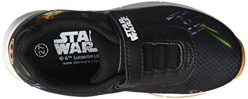 Star Wars Sw000593 - Zapatillas de casa Niños negro (black 001)