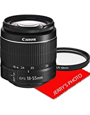 $76 » Canon EF-S 18-55mm f/3.5-5.6 III Camera Lens (New in White Box)