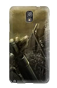 Lovers Gifts Tpu Shockproof Scratcheproof Post Apocalyptic Hard Case Cover For Galaxy Note 3