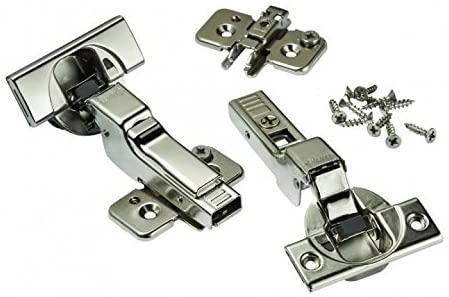 Blum 2x110 inframe Fully Softclose hinges//back plates