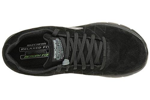 Skech Flex Skechers Sneakers Schwarz nbsp;Natural Herren Bbk Vigor A4a1wxnz