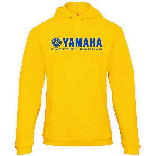 Sweat Jaune Yamaha Femme Capuche Racing A Rdc17 shirt Sweat Motor Rally rwqzZrTUx