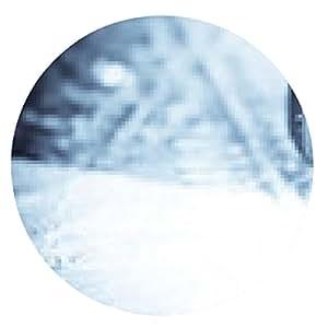 alfombrilla de ratón neumático de nieve - ronda - 20cm