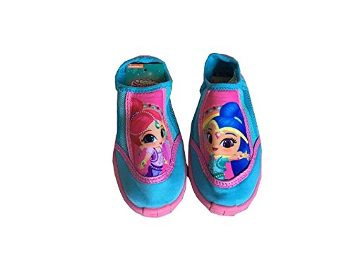Price comparison product image ACI Shimmer and Shine Girls Mesh Water Shoes (5-6)