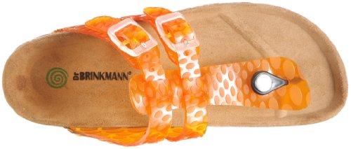 Dr. Brinkmann 700518, Women's Clogs And Mules Orange/Orange