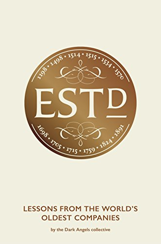 Established: Lessons from the World's Oldest Companies available in