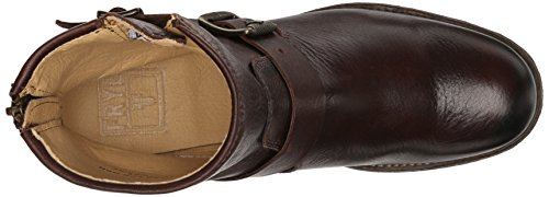 74870 Tyler Botas Engineer Brown Mujer Dark Frye UA1qO7w