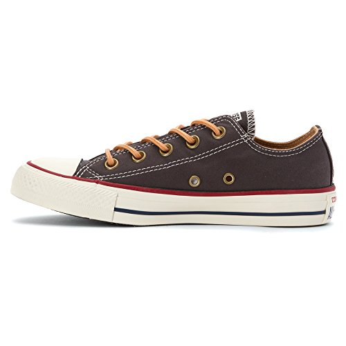 Converse Chuck Taylor All Star Ox scarpa da basket Almost Black