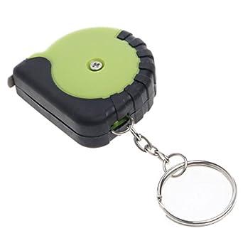Amazon.com: ladaidra Llavero Mini Cinta Métrica, 1 m/3ft ...