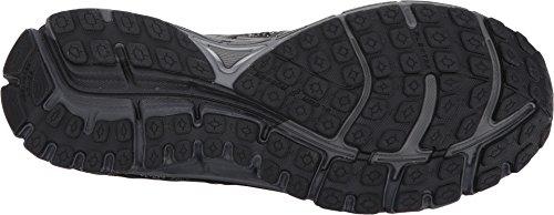 Brooks Mens Adrenaline Gts 17 Metallic Carbon / Black / Tawny Port