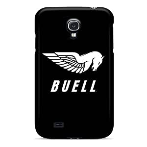 Premium Durable Buell Horse Fashion Tpu Galaxy S4 Protective Case Cover