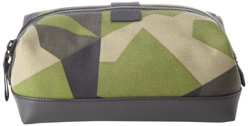Jack Spade Swedish M90 Cordura Dipped Travel Kit Luggage Accessory Camo One Size by Jack Spade