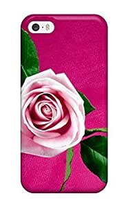 Dana Diedrich Wallace's Shop 3802107K70126323 Fashion Protective Cool Pink Rose Case Cover For Iphone 5/5s