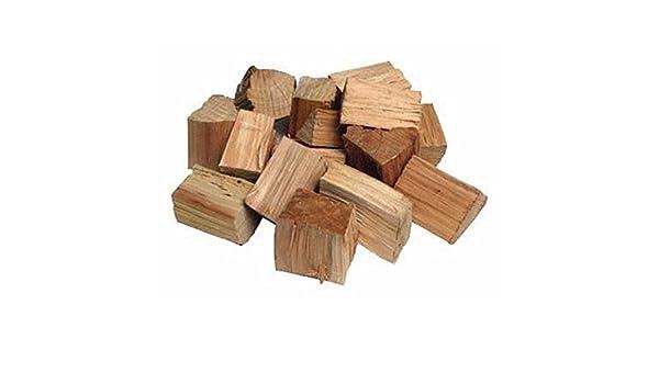 Barbacoa de fumar trozos de madera, cereza - grandes 5 kg ...