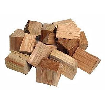 Barbacoa de fumar trozos de madera, cereza - grandes 5 kg Caja: Amazon.es: Jardín
