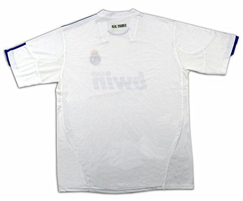 f250a818eb Camiseta del Real Madrid temporada 2011 con licencia oficial (XXL)  Amazon. es  Deportes y aire libre