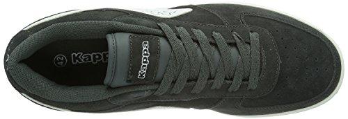 grigio Calzature Kappa moda Deluxe uomo pelle Trooper bianco Sneakers multicolore 1610 uomo da in HqCpw7q