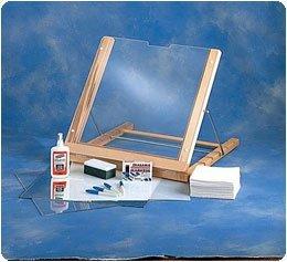 SiDiKi Portable Transparent Writing/ Activities Table SiDiKi Portable Transparent Writing/Activities by Sammons Preston
