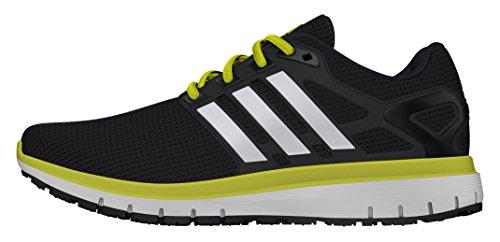 adidas energy cloud wtc m - Scarpe da running da Uomo, taglia 40 2/3, colore Nero