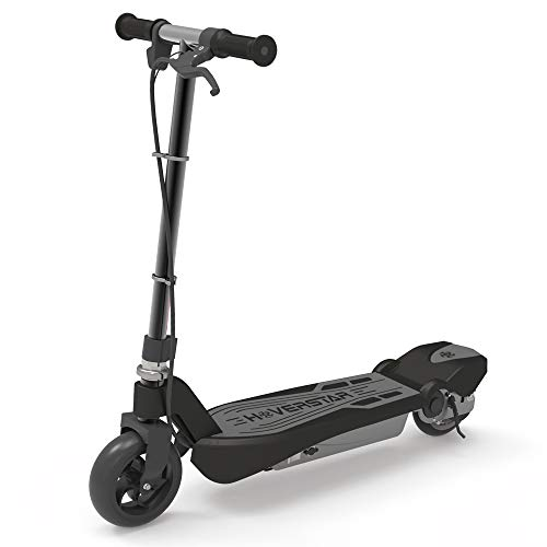 HOVERSTAR Electric Kick Start Scooter for Kids (Scooter Mini Electric)