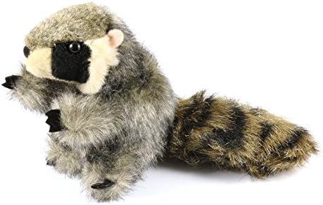 [해외]Mini Racoon Finger Puppet - F1820 B72 / Mini Racoon Finger Puppet - F1820 B72