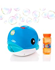 Bubble Mania Bubble Whale - Máquina automática para Hacer Burbujas