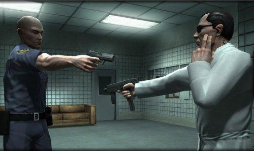 Amazon Com Hitman Blood Money Playstation 2 Artist Not Provided Video Games