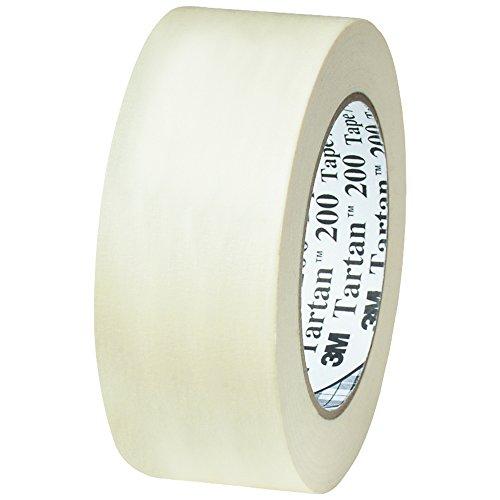 3M T93620012PK Masking Tape, 1 1/2