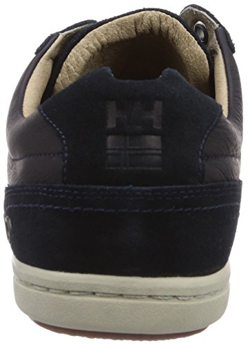 Navy homme Sperry Gu Helly 597 Leather basses Blau Sneakers Hansen Kordel nbsp; Natura wnB6aqZ0