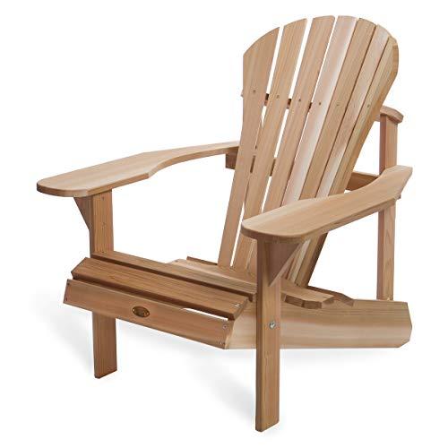 Cedar Chair Adirondack Oversized - CEDAR Adirondack Athena Chair