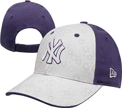Amazon.com   New Era New York Yankees Toddler Girl s Hat 940 Just ... 8898ee09f21