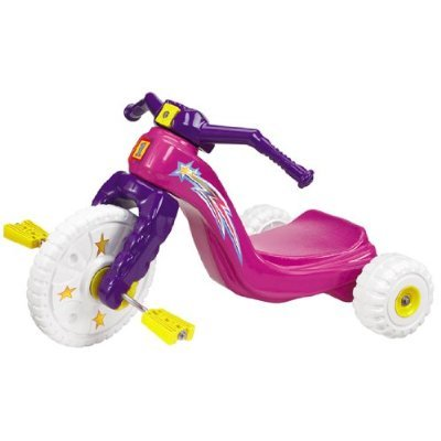 My 1st Lil' Princess Big Wheel 9'' Trike by The Original Big Wheel