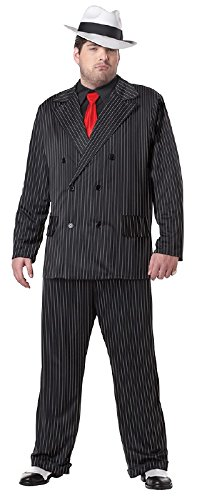 Mob Boss Suit Adult Costume Ideas -
